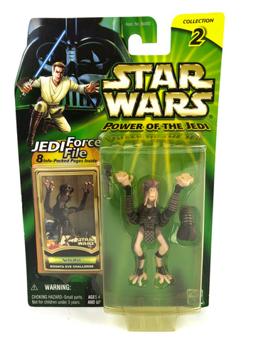 "Power of the Jedi POTJ 3.75"" Sebulba Boonta Eve Challenge"