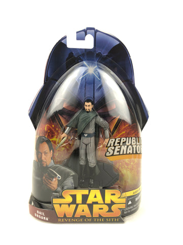 "3.75"" Figure - Revenge of the Sith (2005) - Baal Organa - #15"