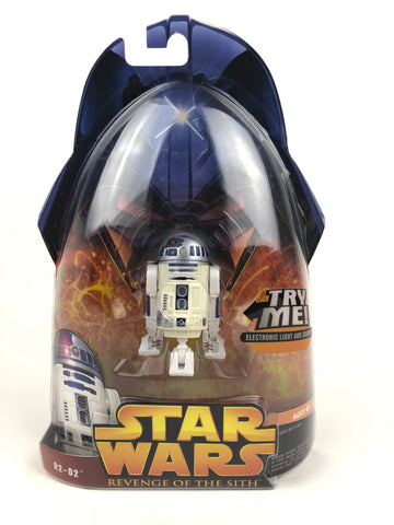 "3.75"" Figure - Revenge of the Sith (2005) - R2-D2 (Electronic) - #48"