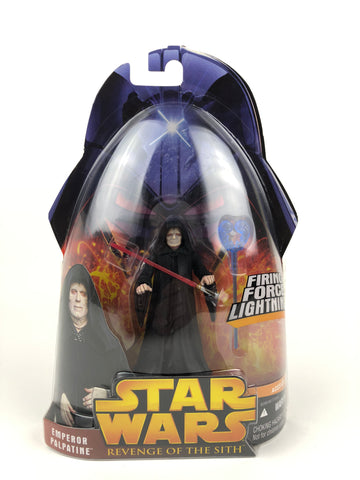 "3.75"" Figure - Revenge of the Sith (2005) - Emperor Palpatine - #12"