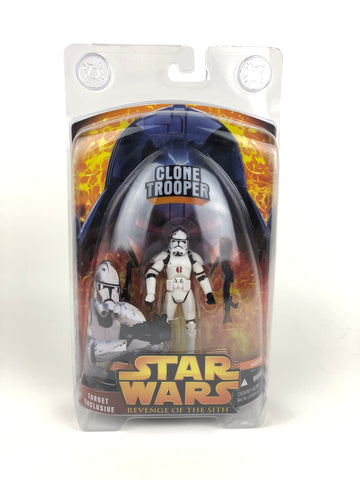 "3.75"" Figure - Revenge of the Sith (2005) - Target Exclusive Clone Trooper"