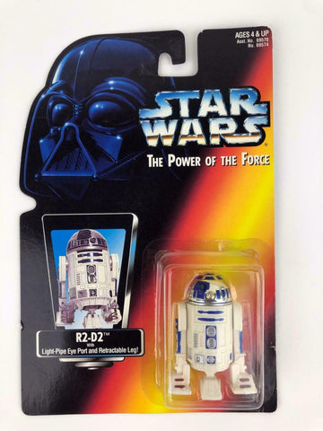 Star Wars Power of the Force 2 (POTF2) R2-D2 Astromech Droid 1996 Hasbro/Kenner