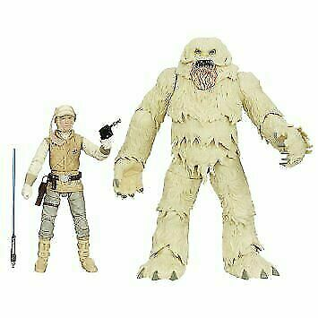 "Star Wars Black Series 6"" - Luke Skywalker and Wampa MIB Empire Strikes Back ESB"