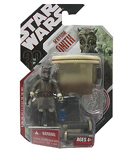 Star Wars 30th M'iiyoom Onith (Mos Eisley Cantina Patron Alien) #22 - Loose 3.75