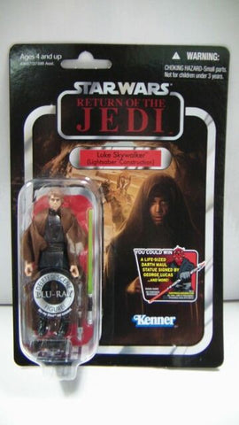 Star Wars Vintage Collection Return of the Jedi Luke Skywalker (Endor) VC23 2011