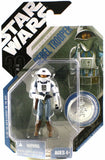 Star Wars 30th Anniversary (TAC) McQuarrie Concept Rebel Trooper - #60 - W/ Coin
