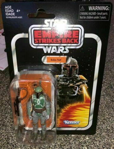 Star Wars Vintage Collection Mandalorian Boba Fett VC06 (ESB) New Loose Complete