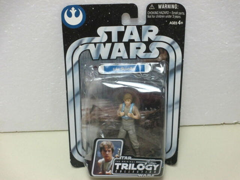 Star Wars Original Trilogy Collection Luke Skywalker (ESB Dagobah) OTC #01 V1