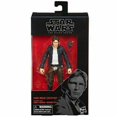"Star Wars Black Series 6"" - Han Solo (Bespin) #70 - Empire Strikes Back (ESB)"