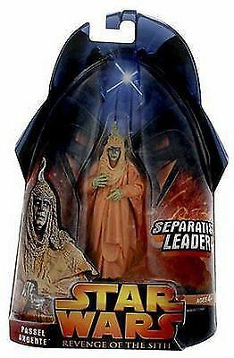 Star Wars Revenge of the Sith (ROTS) Passel Argente (Separatist Leader) #61