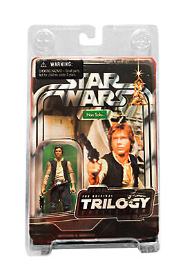 Star Wars Original Trilogy Collection Han Solo (Imperial AT-ST Disguise) OTC #35