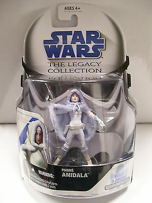 Star Wars Legacy Collection Padme Amidala (Ilum) BD 12 Droid Factory R7-T1