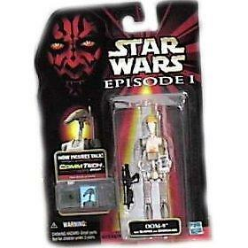 Star Wars Episode 1 The Phantom Menace (TPM) OOM-9 Battle Droid W/ Commtech
