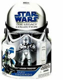 Star Wars Legacy Collection - Saga Legends - 501st Legion Clone Trooper SL 16