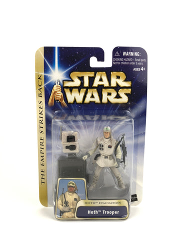 "SAGA Empire Strikes Back - 3.75"" Figure - Hoth Rebel Trooper #01"