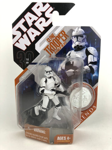 Star Wars 30th Anniversary Saga Legends Clone Trooper - Revenge of the Sith (ROTS)