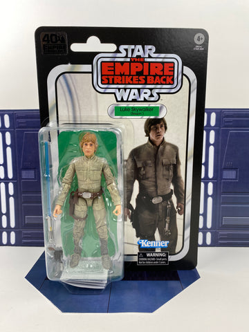 "Star Wars The Black Series 6"" 40th Anniversary Empire Strikes Back - Luke Skywalker (Bespin)"