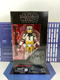 "Star Wars Black Series 6"" Clone Commander Bly **Damaged Box**Free Shipping**"