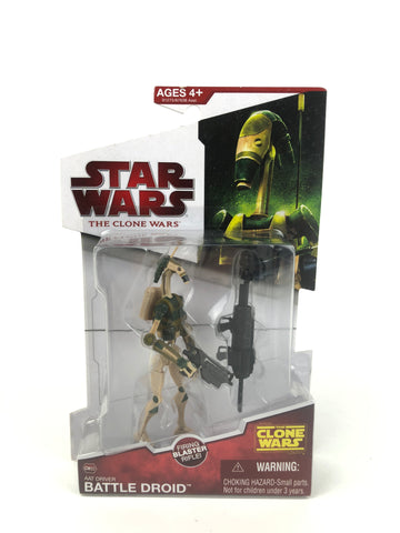 Star Wars Clone Wars - Battle Droid (AAT Driver) - CW33