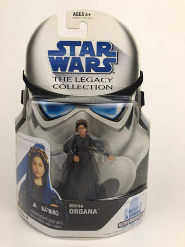 Star Wars Legacy Collection Breha Organa BD 27 - MB-RA-7 Droid Factory