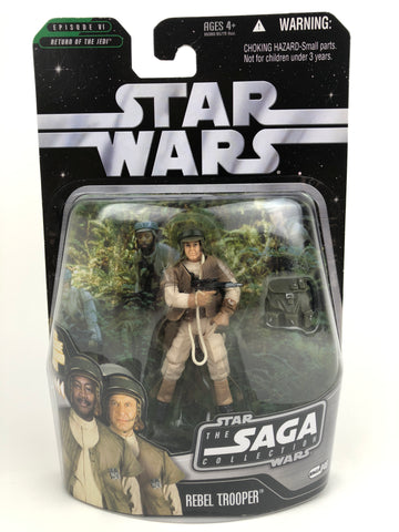 "The Saga Collection 3.75"" - Rebel Trooper (Endor) - #46"