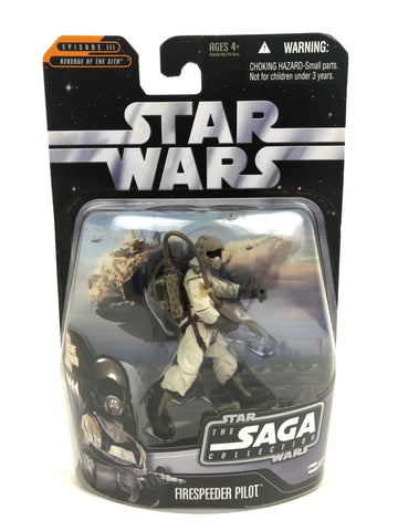 "The Saga Collection 3.75"" -  Firespeeder Pilot - #22"