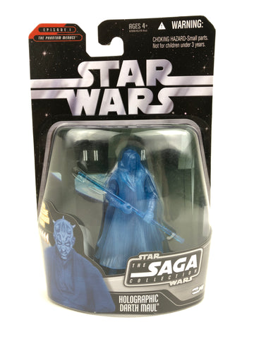"The Saga Collection 3.75"" -  Darth Maul (Holographic) - #48"