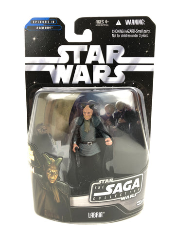 "The Saga Collection 3.75"" -  Labria (Cantina Alien) - #73"
