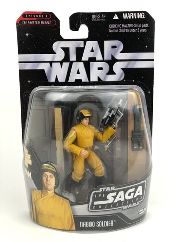 "The Saga Collection 3.75"" - Naboo Soldier - #50"