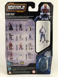 "The Saga Collection Heroes & Villains 3.75"" - Clone Trooper Pilot (Black Suit)"