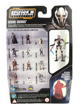 "The Saga Collection Heroes & Villains 3.75"" - General Grievous (4 Lightsaber Attack)"