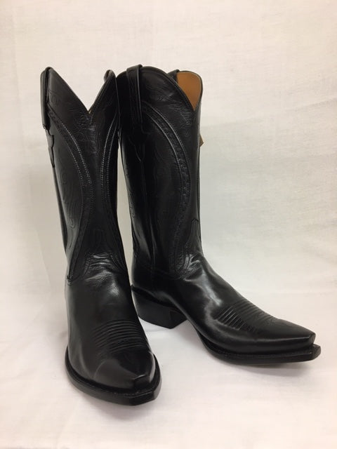 Lucchese - GB9300 Black Calf