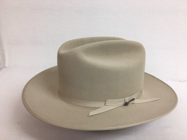Stetson - Open Road Silver Belly