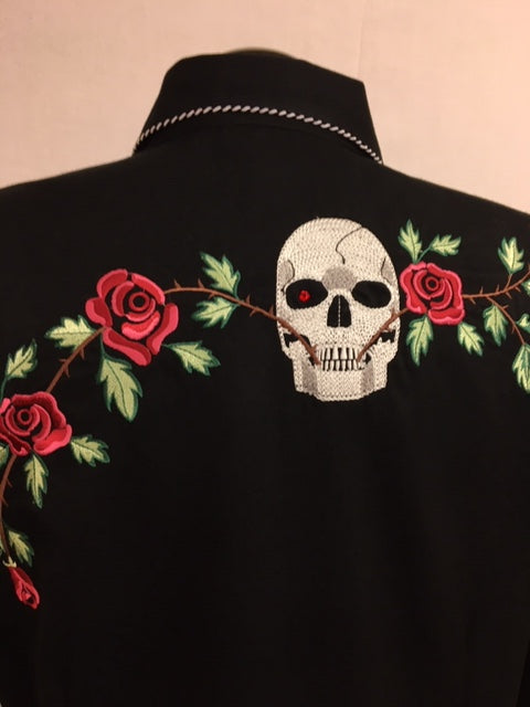 Scully - PL-771B Skulls & Roses