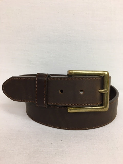 Bootmaster Belt - C00125 Sycamore Brown