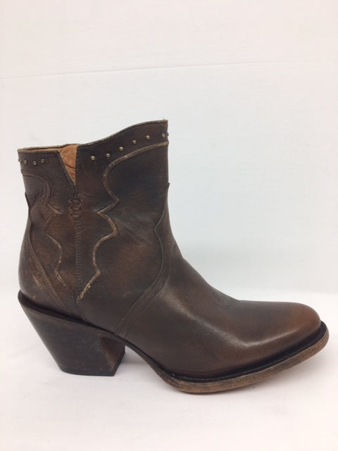 Lucchese - M6014 Karla Maple Stone Washed Bootie