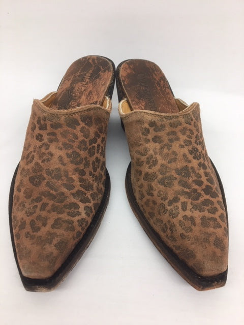 Old Gringo - ML168-1 Leopardito Mule