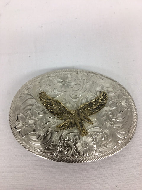Montana Silversmiths - G1840-696 German Silver Eagle