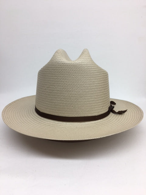 Stetson - Open Road Straw Silver Belly