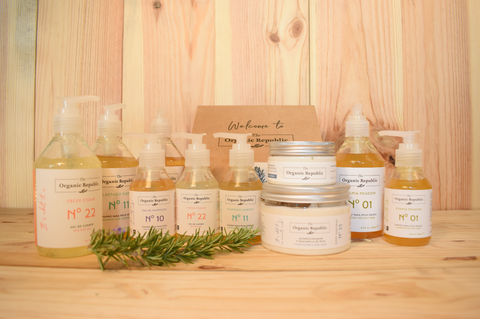 The Organic Republic Healthy Cosmetics