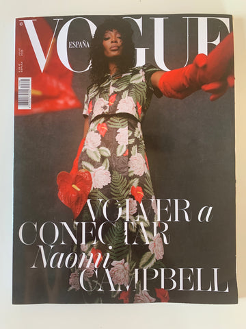 The Organic Republic en Vogue España Julio 2020