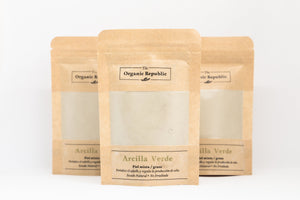 Arcilla Verde - The Organic Republic