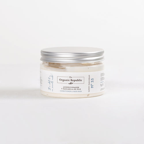 Acondicionador y mascarilla de pelo - The Organic Republic