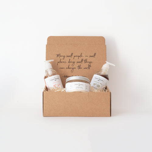 Box Amazing Body & Hair - The Organic Republic