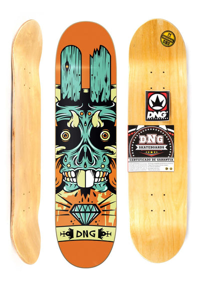 "Shape Street Profissional DNG 8"" - CRAZY RABBIT"