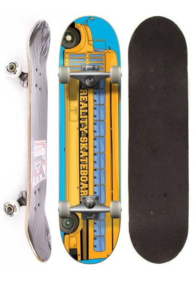 Reality Skateboard Semi-profissional completo street - Bus