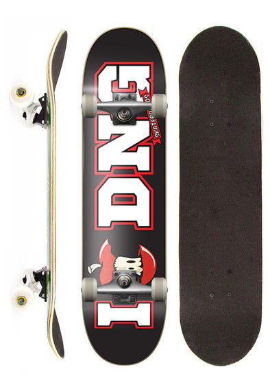 DNG Skateboards Skate Completo DNG Profissional I DNG street 7.5""