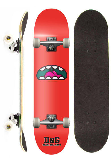 DNG Skateboards Skate Completo DNG Profissional Argh Street 7,5""