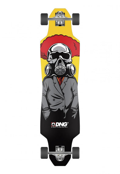 Longboard Slide Fit Dng Clown