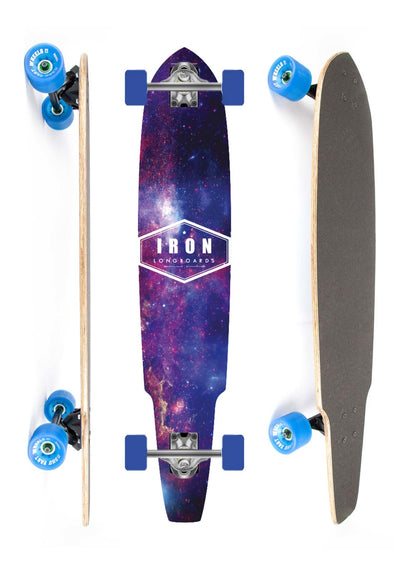 Longboard Iron Speed Mobs Galaxy